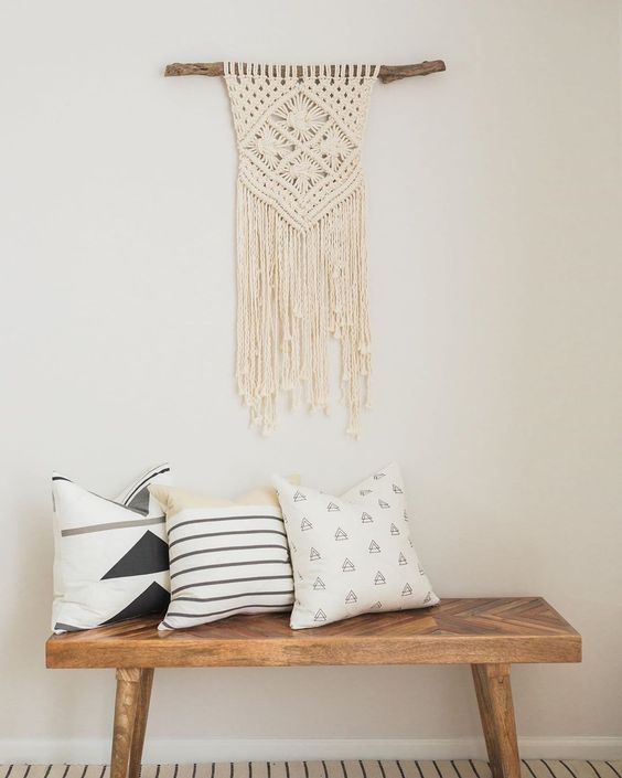 """Cornelia Baum on Instagram: """"LEARN TO MACRAME I'm so excited to be launching next year a special 12 month Macrame membership. I love teaching in person and excited to…"""""""